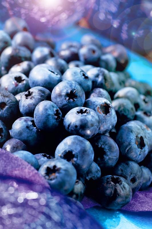 Голубика Голубая урожайнаяГолубика<br>Надёжный, испытанный<br>временем сорт. Отличается регулярным и обильным<br>плодоношением. Сбор урожая в конце июля — августе.<br>