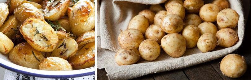 Чтобы наслаждаться вкусом, нужно посадить и вырастить картофель на своем огороде